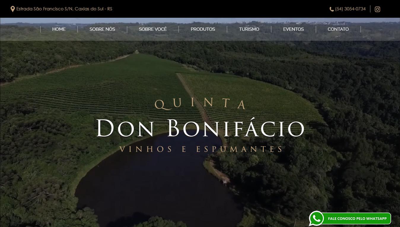 QUINTA DON BONIFACIO